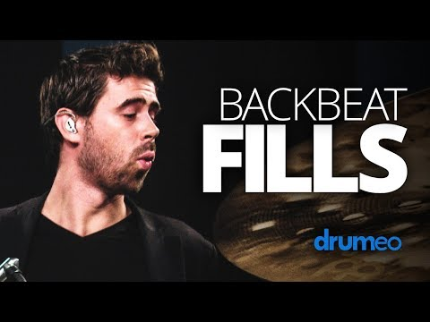 Backbeat Fills for Drummers with Harry Miree