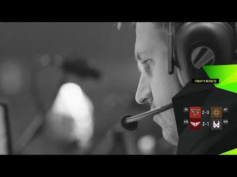 ESL Pro League Season 9 - Europe   FaZe Clan vs. Ninjas in Pyjamas   Heroic vs. devils.one