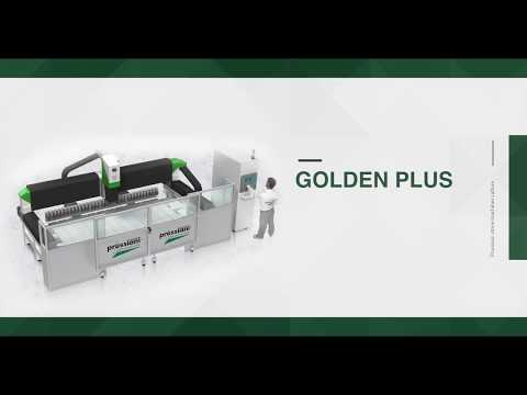 Golden Plus - CNC Working Centers Prussiani Engineering
