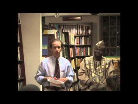 Sunny Abakwue Harvard Coop 2002 15 min