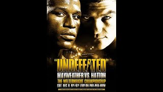 Floyd Mayweather vs Ricky Hatton