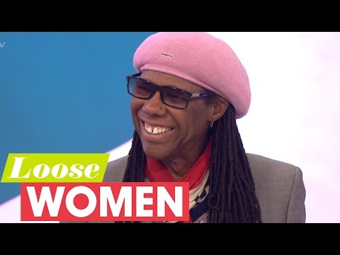 Nile Rodgers On His Friendships With David Bowie And Prince | Loose Women