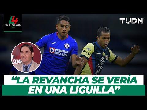 🔥 Clásico joven: ¿A quién le afectaría más la derrota? ¿América o Cruz Azul? | TUDN