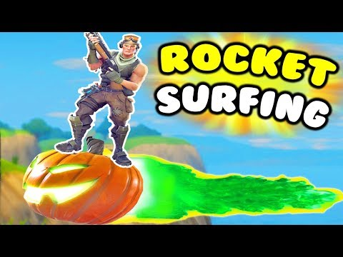 How To Rocket Ride In Fortnite 🚀 Fortnite Battle Royale