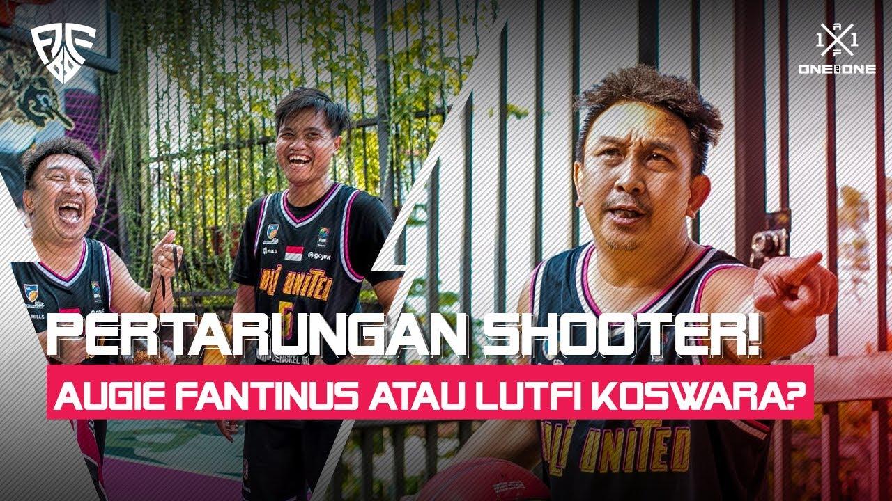 Download Pertarungan Shooter! Augie Fantinus atau Lutfi Koswara?