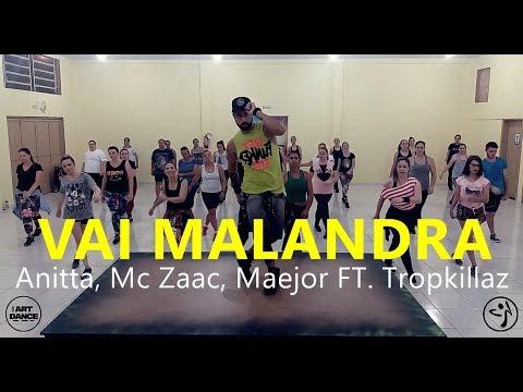 Vai Malandra - Anitta ft. Mc Zaac, Maejor, Tropkillaz & DJ Yuri Martins Coreografia l Cia Art Dance