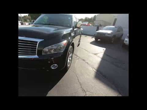 2013 INFINITI QX56 - Used SUV For Sale - Wooster, OH