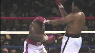 Muhammad Ali vs Trevor Berbick / Мохаммед Али - Тревор Бербик