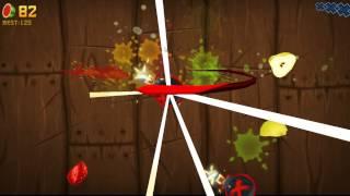 FruitNinja Game Play...