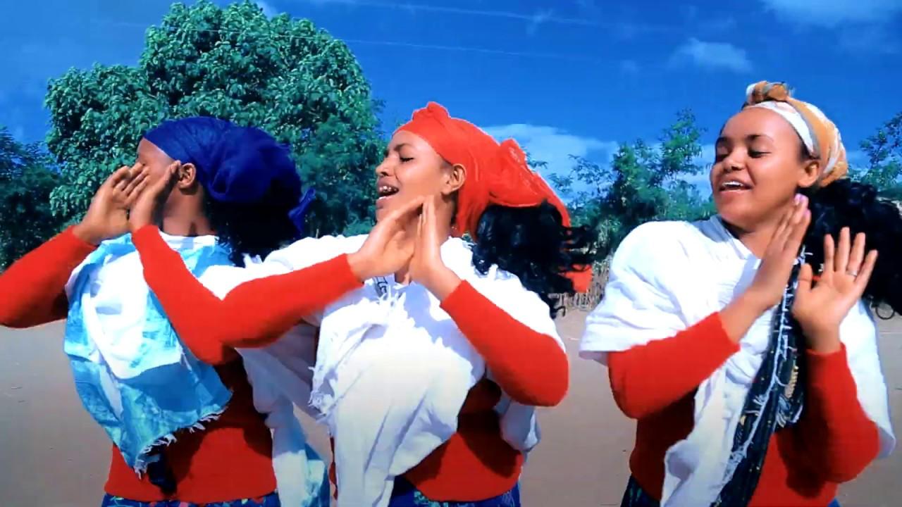 Oromo Music : Megersa Negesa (Gaddate Nu Waame) - New Ethiopian
