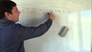 Алгебра 11 класс. 14 сентября. свойства корня n й степени #3