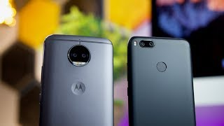 Xiaomi Mi A1 vs Moto G5S Plus Which One to Buy? 🤔