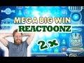 Reactoonz MEGA BIG WIN 2x!!