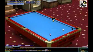 Virtual Pool 4 Online Straight Pool 2 matches  from tourney