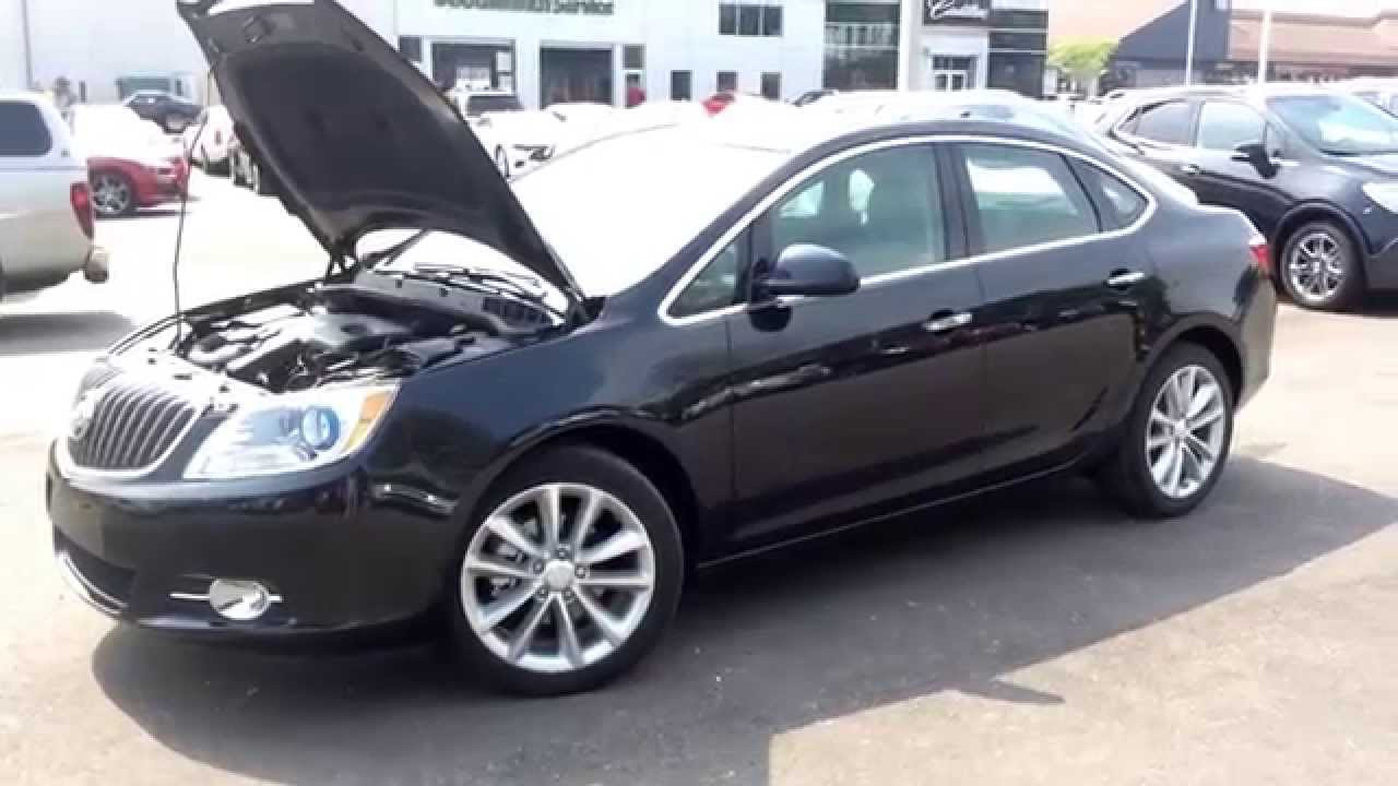 2014 Buick Verano Convenience Review 140858 Youtube
