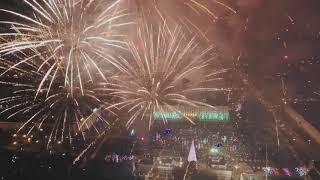 видео Новый год 2018 в Ставрополе