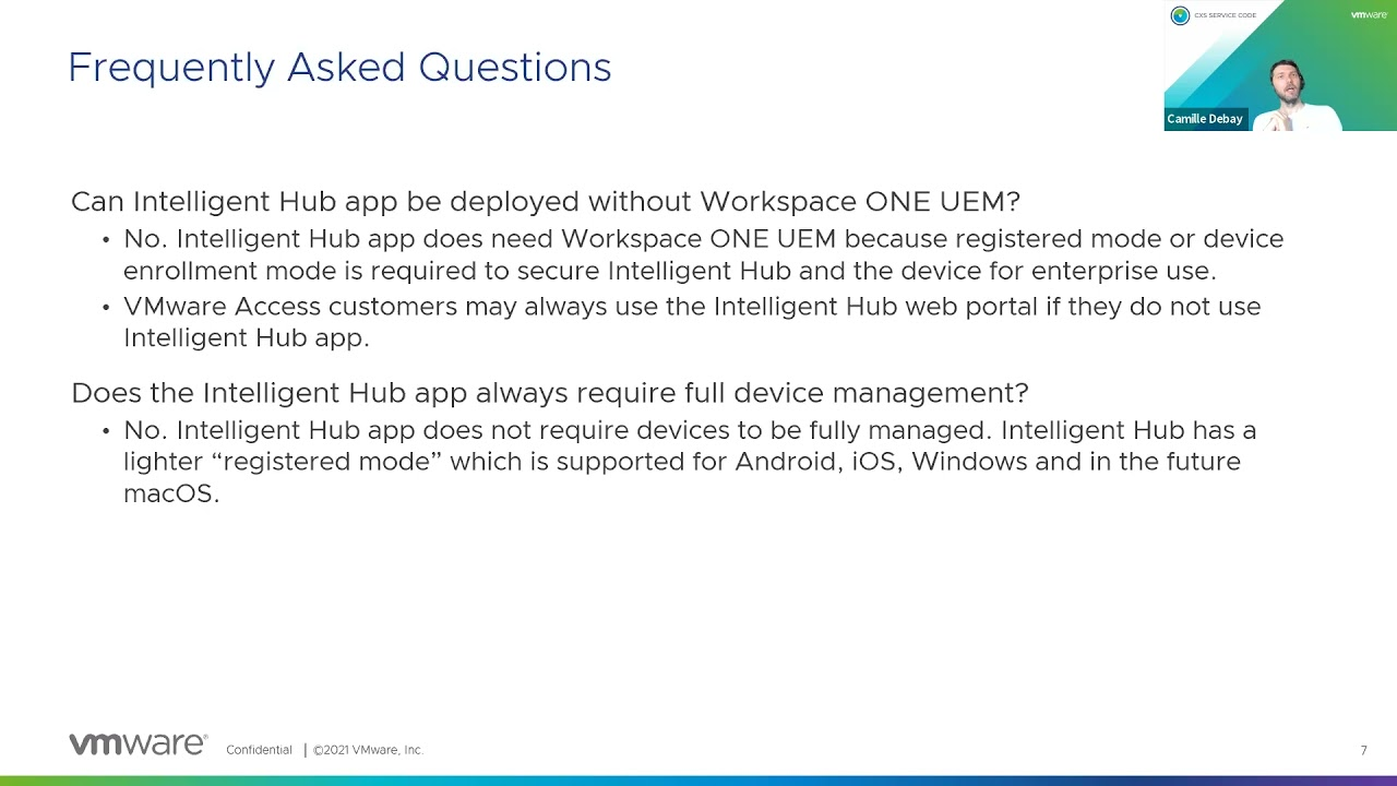 Workspace ONE App Retirement for Windows 10: Implications and Next Steps