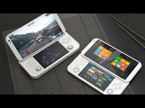 PGS Portable Gaming System -Handheld device 2017-18