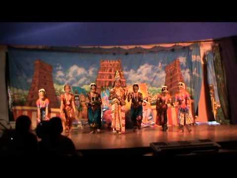 Shreya Annual Day Group Dance 2013 - NPS CHENNAI