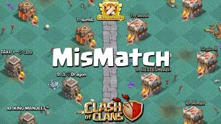 Biggest Problem in Clan War League (CWL) - Mismatch - Clash of Clans - COC