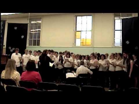 Seattle Waldorf High School Choir 2013
