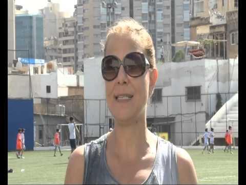 Real Madrid Foundation Camp - Beirut 2015