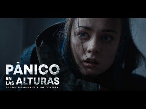 Pánico en las Alturas | Trailer Oficial Subtitulado| Dark Side Distribution | México cartelera de cine
