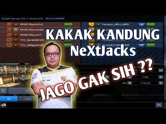 JAGO GAK SIH SKILL NEXTWINS KAKAK KANDUNG NYA NEXTJACKS ?? | POINT BLANK EVOLUTION INDONESIA