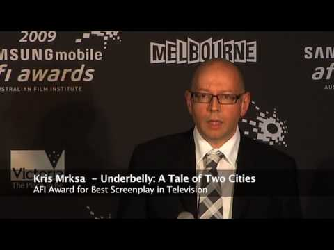 2009 Samsung Mobile AFI Awards - Winners (part 1 of 2)
