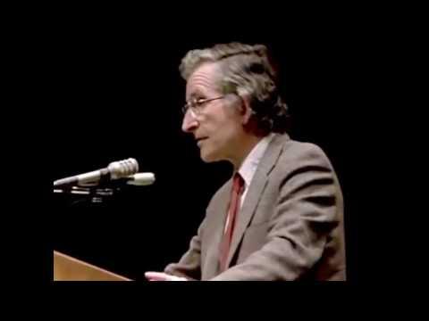 "Noam Chomsky - ""Manufacturing Consent"""