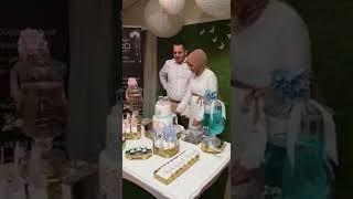 Baby Shower By Fantasie Deco with Yasin Nuri & Durdane 's is it a Boy or a Girl ?  Kiz'mi Erkek'mi ?