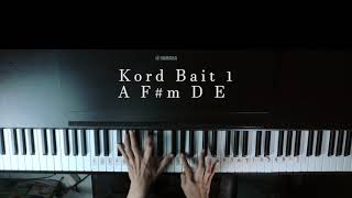 Chords For Tutorial Piano Cinta Luar Biasa Andemsh Kamaleng By Adi