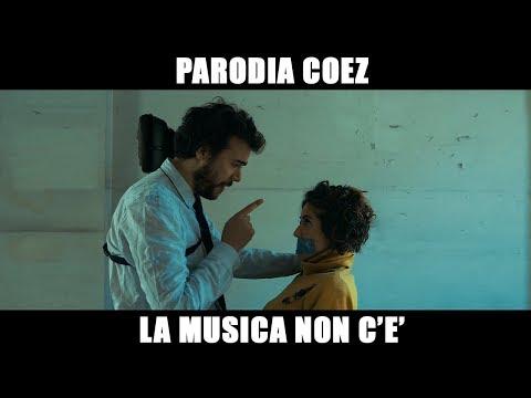 Coez - La musica non c'è [PARODIA] - PanPers
