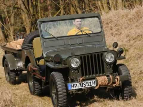 Willys Jeep M38 - YouTube