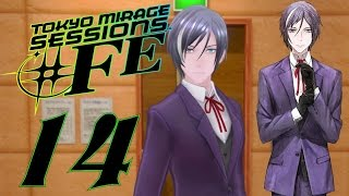 TOKIO MIRAGE SESSION #FE German (Blind/60fps) #14 Der arrogante Schnösel Yashiro Tsurugi