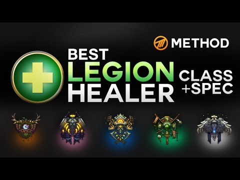 The Best Legion Healer Class And Spec Youtube