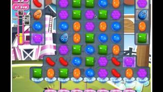 Candy Crush Level 244 - 3 Stars No Boosters