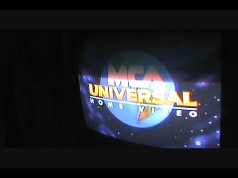 Opening To Mca Universal Home Video 1996 Promo Reel Vhs Youtube