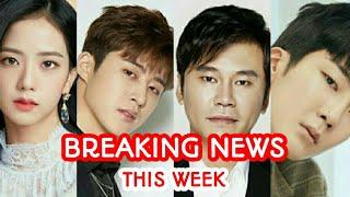 #BLACKPINK #JISOO #YG #IKON #WINNER #HANBIN ALL THE HOTTEST NEWS THIS WEEK (Jun. 10-16)