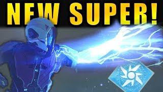 Destiny 2: NEW SUPER GAMEPLAY! - Chaos Reach Arc Warlock | Forsaken