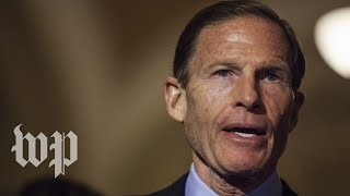 Blumenthal: 'Rob Porter was a security risk time bomb'