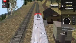 Trainz 1.3: Scenario - Highland Valley (Part 3)