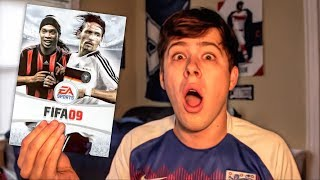 Today we switch from FIFA 19 Career Mode to FIFA 09 Career Mode and...