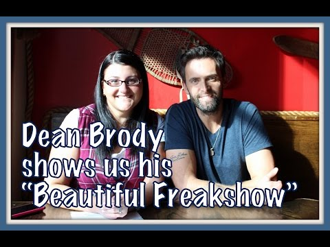 "Dean Brody shows us his ""Beautiful Freakshow"" - The Gracie Note"