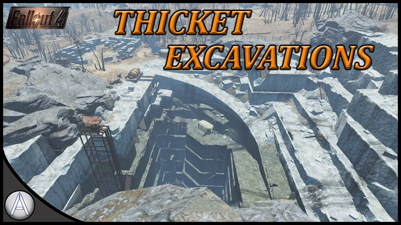 thicket excavations fallout 4