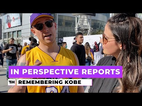 In Perspective Reports: Mourning Kobe Bryant | This is Happening
