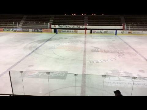 Grand Rapids vs Hermantown 01 08 19
