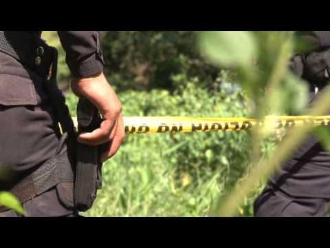 Doble homicidio en Nahuizalco