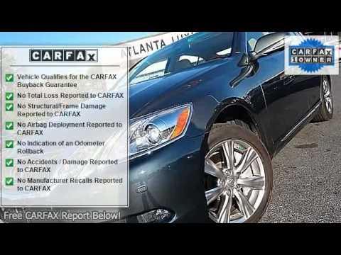 2008 lexus gs 350 atlanta luxury motors duluth ga for Atlanta luxury motors duluth