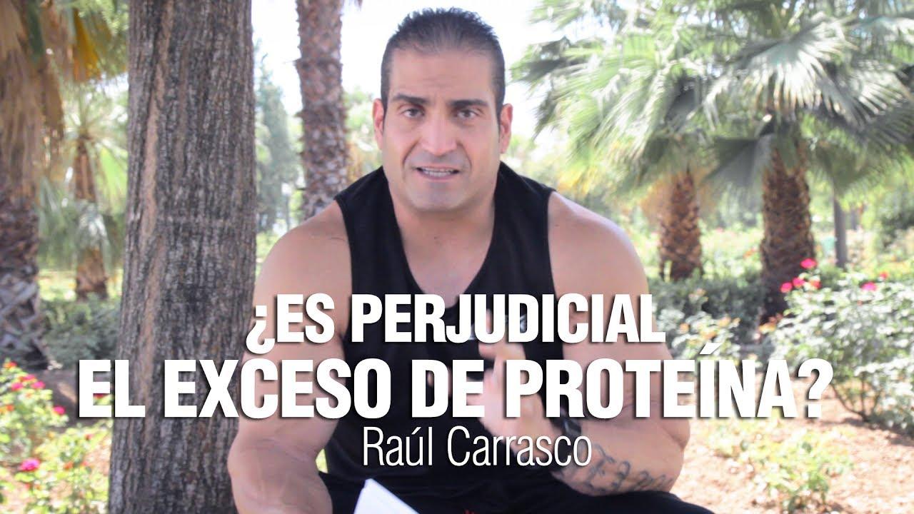 EL EXCESO DE PROTEÍNA ¿ES PERJUDICIAL? - Raúl Carrasco